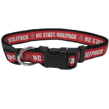 NC State Wolfpack Pet Collar - PFNCS3036-0001