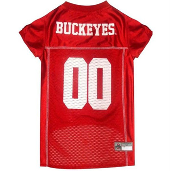 Ohio State Buckeyes Pet Jersey