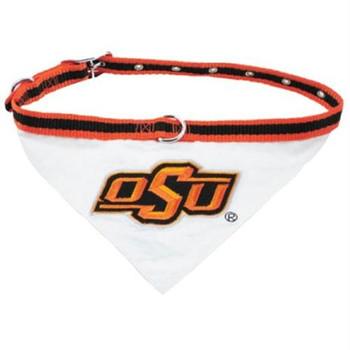 Oklahoma State Dog Collar Bandana