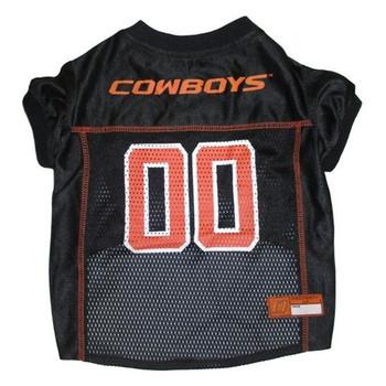 Oklahoma State Cowboys Pet Jersey
