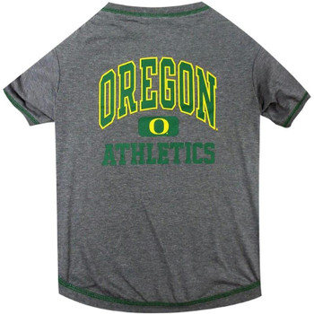 Oregon Dog Ducks Tee Shirt