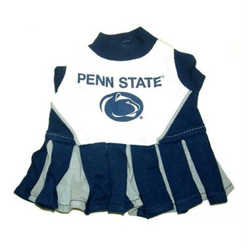 Penn State Nittany Lions Cheerleader Pet Dress