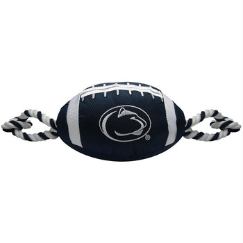 Penn State Nittany Lions Pet Nylon Football