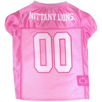 Penn State Pink Pet Jersey