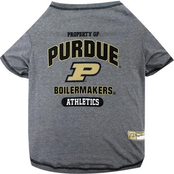 Purdue Boilermakers Pet T-Shirt