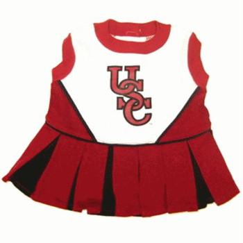 South Carolina Cheerleader Dog Dress