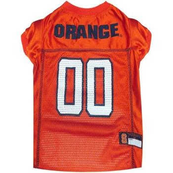 Syracuse Orange Pet Jersey