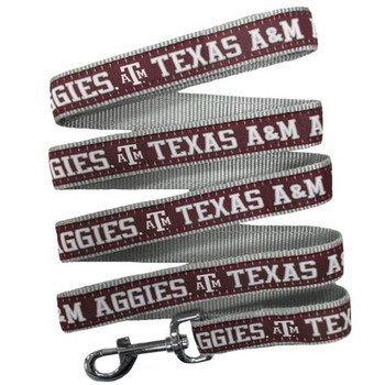 Texas A&M Aggies Pet Leash - PFTAM3031-0001