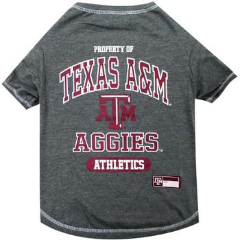 Texas A&M Aggies Pet T-Shirt