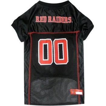 Texas Tech Red Raiders Pet Jersey