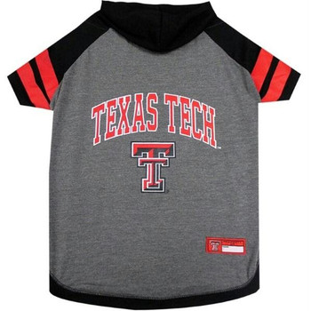 Texas Tech Red Raiders Pet Hoodie T-Shirt