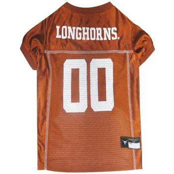 Texas Longhorns Pet Jersey