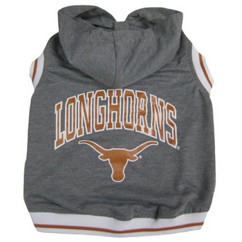 Texas Longhorns Pet Hoodie Tee Shirt