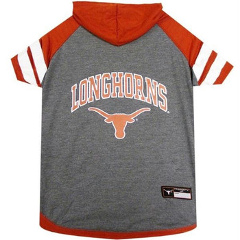 Texas Longhorns Pet Hoodie T-Shirt