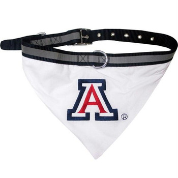 Arizona Wildcats Pet Collar Bandana