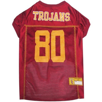 USC Trojans Pet Jersey