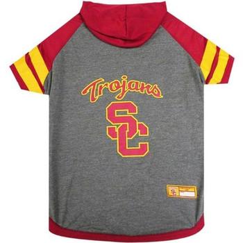 USC Trojans Pet Hoodie T-Shirt