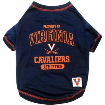 Virginia Cavaliers Pet Tee Shirt
