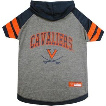 Virginia Cavaliers Pet Hoodie T-Shirt