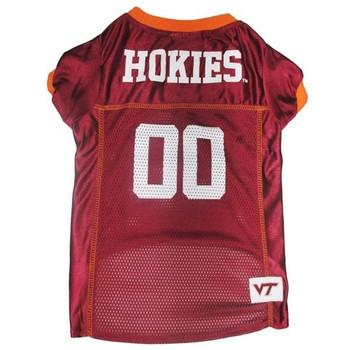 Virginia Tech Hokies Pet Jersey