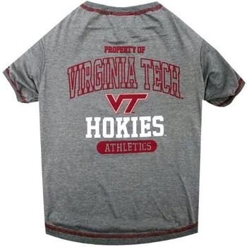 Virginia Tech Hokies Pet Tee Shirt