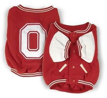 Ohio State Varsity Dog Jacket