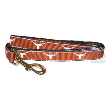 Texas Longhorns Reflective Pet Leash
