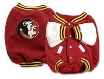 Florida State Varsity Dog Jacket