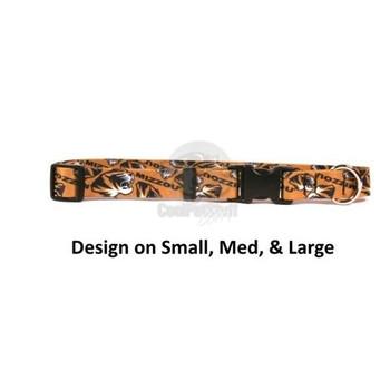 Missouri Tigers Nylon Collar
