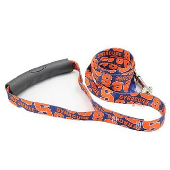 Syracuse Orange EZ Grip Nylon Leash