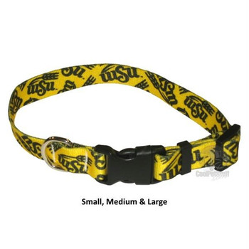Wichita State Shockers Nylon Collar
