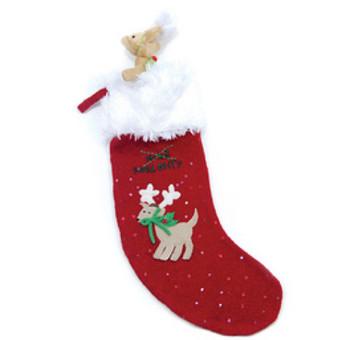 Holiday Naughty or Nice Christmas Stocking