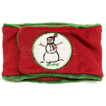 Holiday Winter Wonderland Dog Belly Band