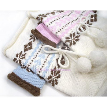 Piccadilly Dog Sweater - Pink or Blue