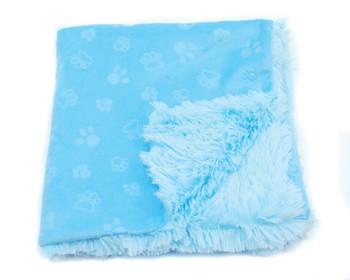 Sweet Dreams Blankie - Blue