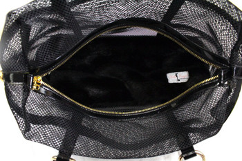 Gladiator Pet Dog Carrier - Black