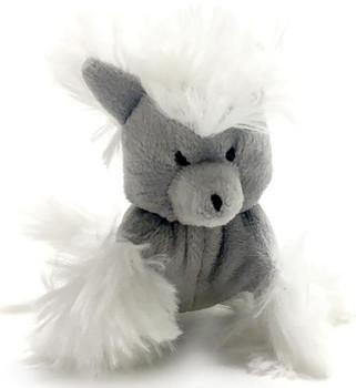 Chinese Crested Pipsqueak Small Dog Toy