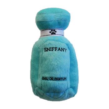 Sniffany Pawfum Plush Dog Toy