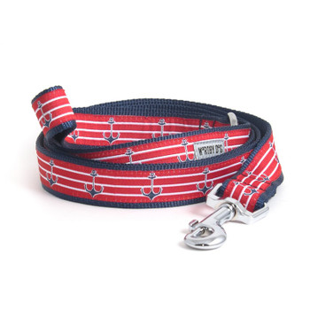 Anchors Pet Dog Collar & Optional Lead Collection