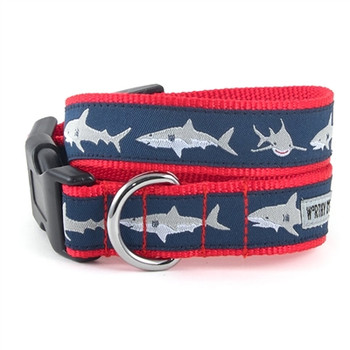 Jaws Pet Dog Collar & Optional Lead Collection