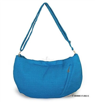 Vienna Pet Dog Sling - Caribbean Blue