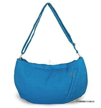 Vienna Pet Dog Sling - Caribbean Blue