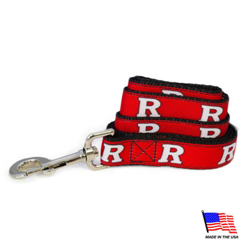 Rutgers Scarlet Knights Pet Leash