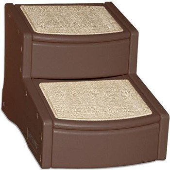 Easy Step II Pet Stairs - Chocolate - PG9720CH