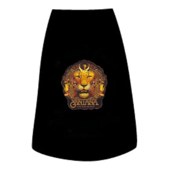 The Band Santana Lion Dog Tee