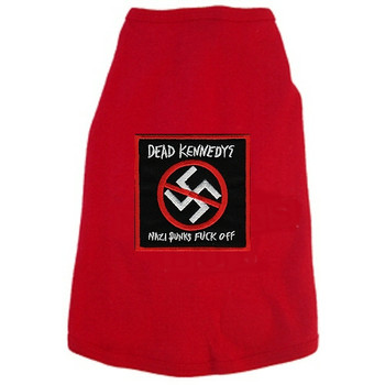 The Band Dead Kennedys Nazi Punks Dog Tees