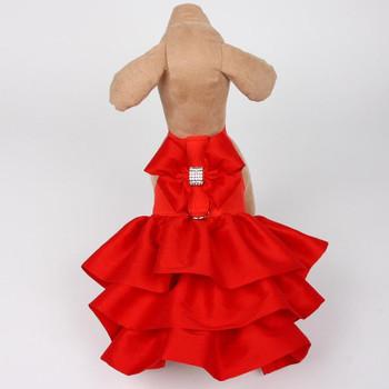 Red Pepper Couture Designer Madison Dog Dress