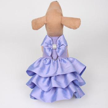 French Lavender Couture Designer Madison Dog Dress
