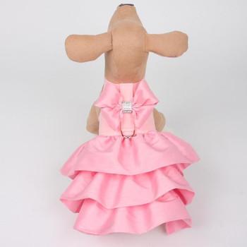 Puppy Pink Couture Designer Madison Dog Dress