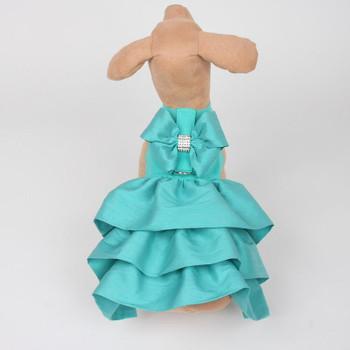 Bimini Blue Couture Designer Madison Dog Dress